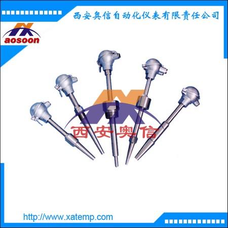 PT100热电阻 温度传感器 锥形管耐磨温度传感器