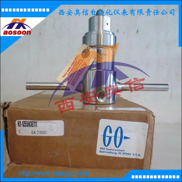 美国GO减压阀H2-1Y24Q3G4111高压GO减压器