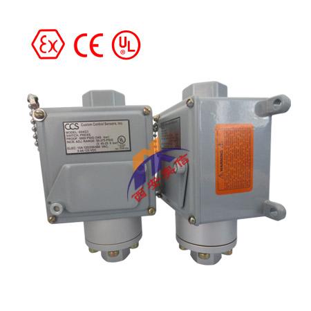 604G2美国CCS压力开关压力控制器