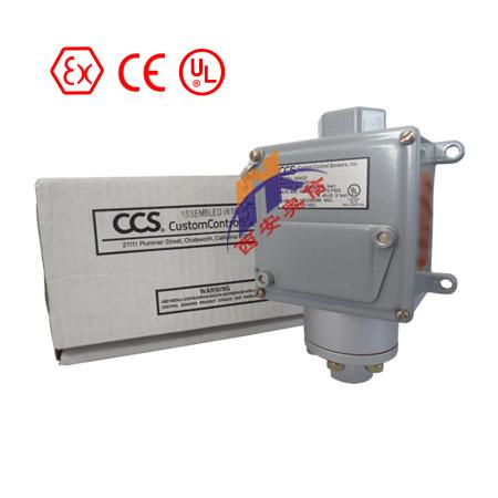 604G5美国CCS压力开关美国CCS压力控制器