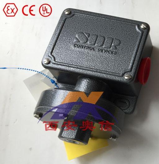 美国SOR压力控制器12NN-K614-N4-B1A美国索尔压力开关