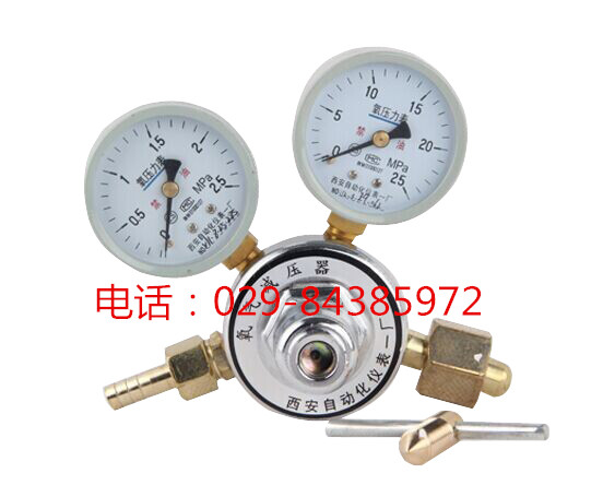 YQY-06氧气减压器