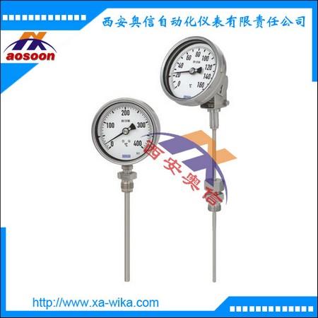 S5550万向型双金属温度计 德国WIKA进口双金属温度计 威卡工业温