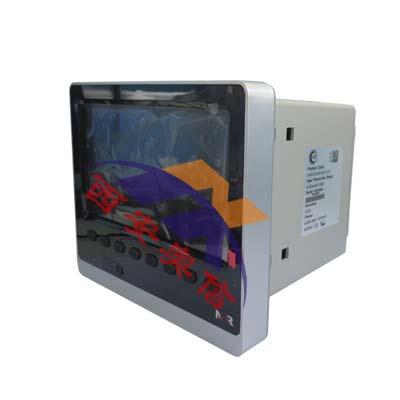 虹润12路彩色无纸记录仪 NHR-8100 单色蓝屏记录仪NHR-8100B