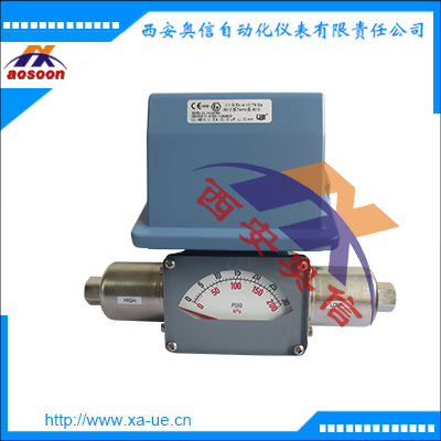 J400K-S157B, J402K-S157B差压开关 美国UE差压继电器