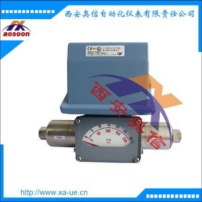J400K-147, J402K-147差压报警压力继电器 美国UE代理 现货