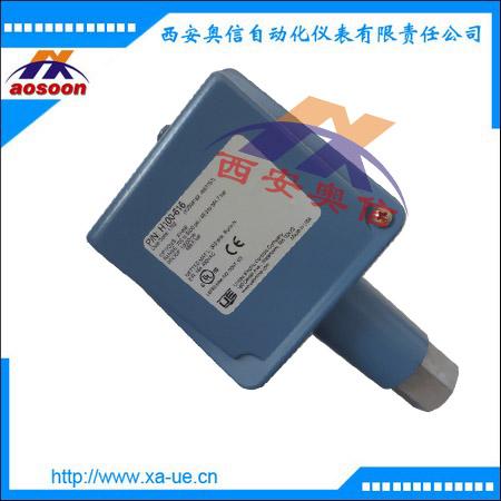 H100-616压力开关48.3~344.7bar 不锈钢活塞式机械式压力控制器