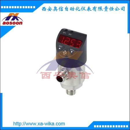 PSD-4威卡双点压力开关 电子式压力控制器 威卡wika代理