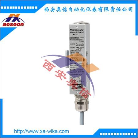 BGU-AHT德国WIKA干簧磁性液位开关 BGU液位控制器