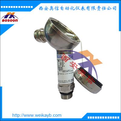 IS-3压力传感器 0-250MPa 威卡wika代理 M20*1.5 F
