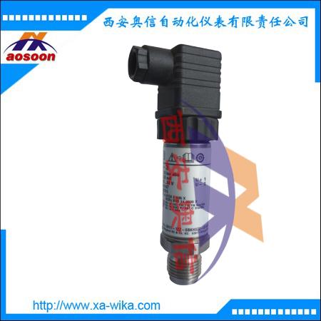 IS-3压力传感器 0-1MPa G1/2外丝 威卡wika代理