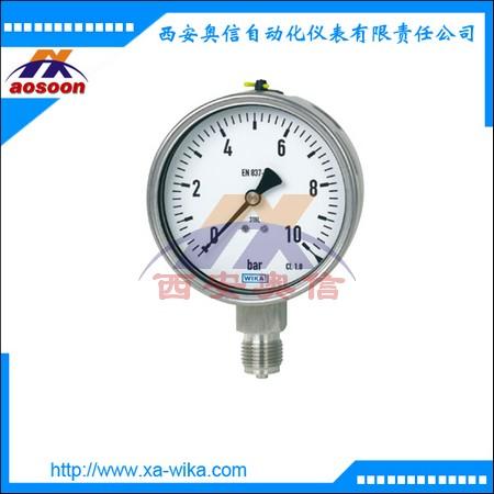 WIKA威卡 232.50.100不锈钢压力表 232.50.063  威卡232.50.160全