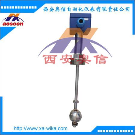 wika顶盖排水泵浮标控制信号器EVR2-VSSSSO-L850-SUK44A-5PVC 威