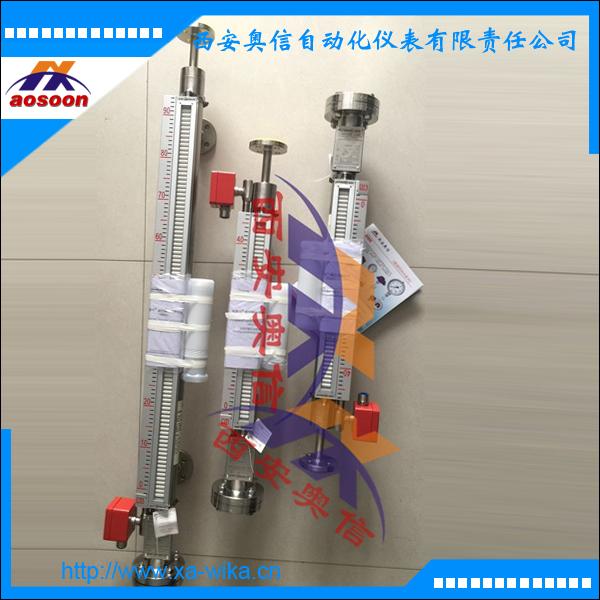 WIKA水导轴承油位传感器BNA-UTN-125/16/F-MG-L680/M400-S60.3-MR