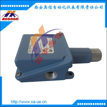 H100-610压力开关 1010定制双刀 5.2-68.9bar 活塞式压力控制器