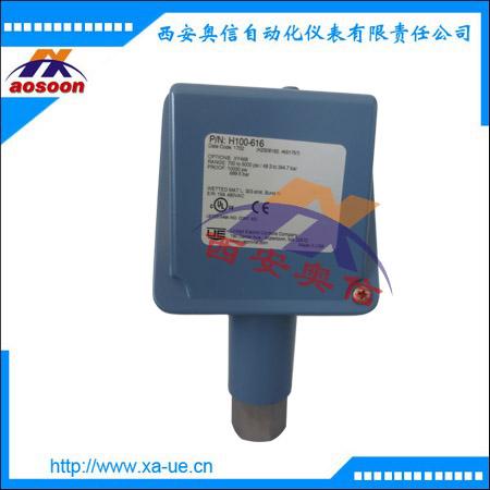 H100-616压力开关 1010定制双刀DPDT 活塞式压力控制器 美国UE安