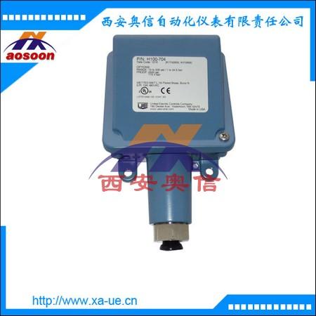 H100-702稀油压力开关 美国UE压力控制器/压力开关 威海UE代理