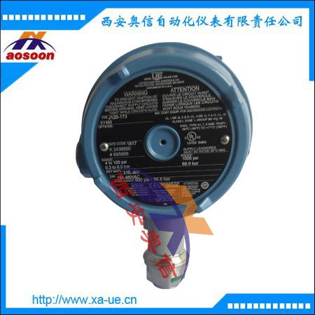 J120-174-1195防爆压力开关 美国UE DPDT金触点 J120-174-1190 电