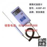 便携式温度计AXBP-B1 手持式温度计AXBP-B1 杆式液晶温度计AXBP-