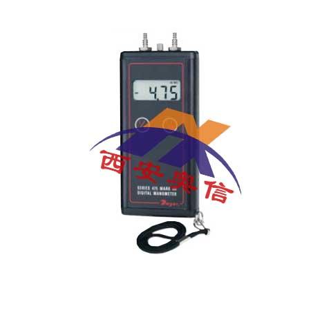 美国dwyer 475-1-FM 477-2-FM数字压差计 手持式压差计