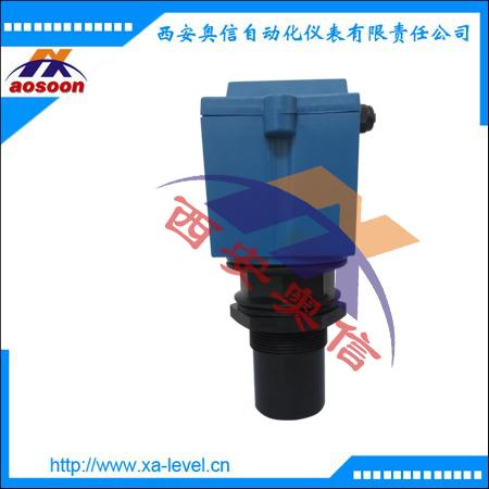 超声波物位计原理 AXCJ-3000 一体化超声波液位仪