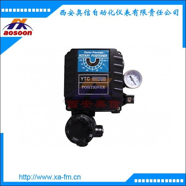 YTC阀门定位器带反馈 YT-1000R-PTM 定位器