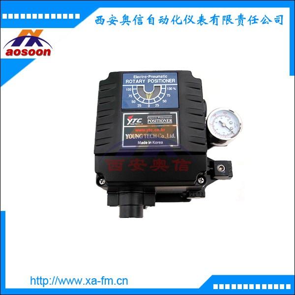YT-1000 电气阀门定位器 YT-1000L阀门定位器