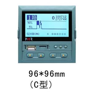 NHR-7400PID调节器 虹润仪表 NHR-7400R调节记录仪