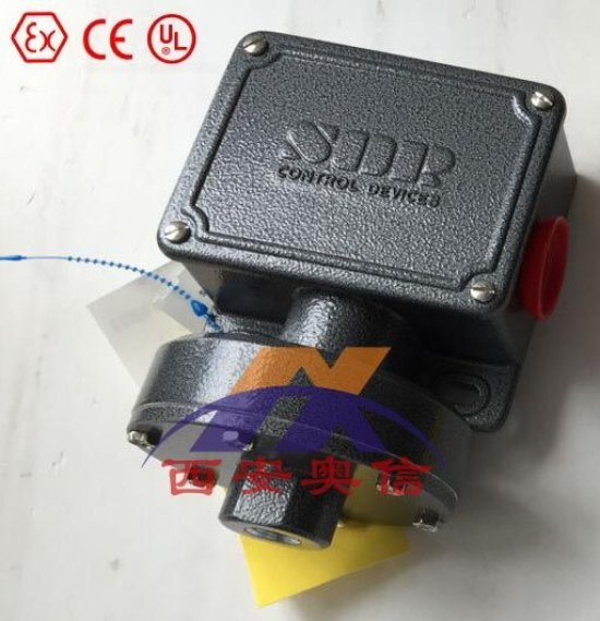 SOR压力开关12NN-K614-N4-B1A 美国索尔常用开关
