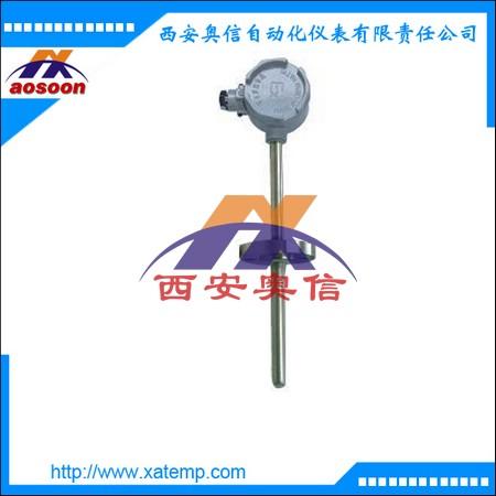 WZPK-240防爆铠装热电阻 西安奥信 铂热电阻