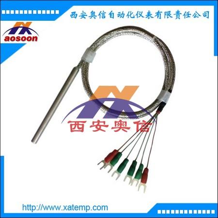 双支热电阻WZP2-230 西安热电阻 温度计