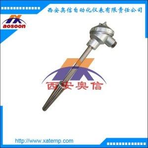 锥形管耐磨温度传感器 PT100热电阻 温度传感器