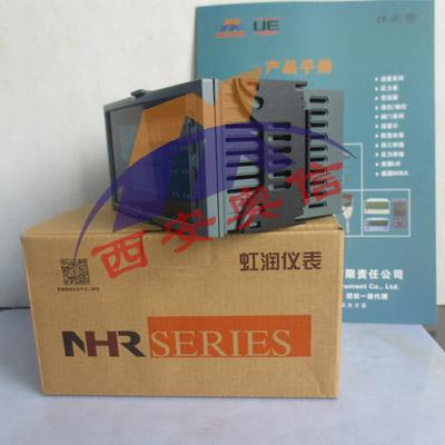 NHR-3800虹润仪表说明书 NHR电厂专用转速表