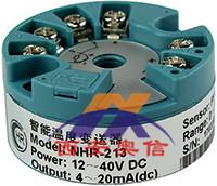NHR-213智能温度变送器(圆卡) 福建虹润仪NHR-213