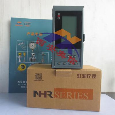 NHR-7100液晶汉显控制仪 虹润NHR-7100R无纸记录仪