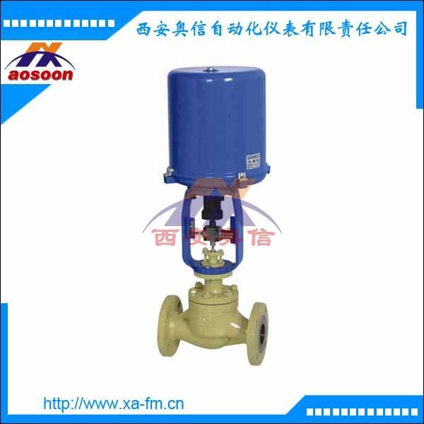 ZDLJP-16 精小型电子式电动单座调节阀 ZDLJP-16K电动调节阀