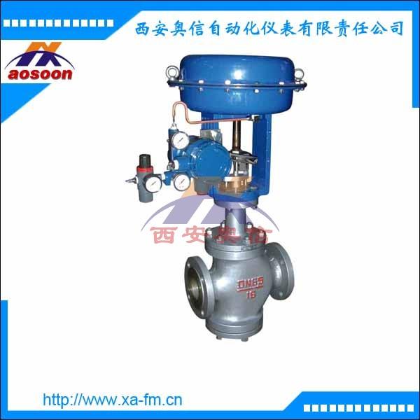 ZMAN气动双座调节阀 ZMAN-16双座气动薄膜调节阀