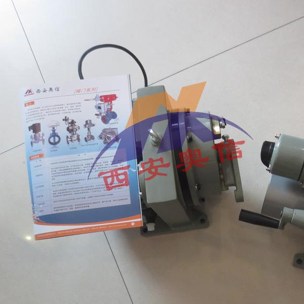 DKJ系列电动执行器 DKJ-4100D角行程执行器