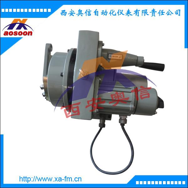 DKJ-5100角行程电动执行器 DKJ-510阀门执行器