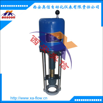 PLS-312电子式执行器 LPS-208电子式电动执行器