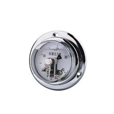 YTXC-100耐震磁助电接点压力表