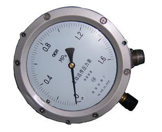 YTT-150A、AG差动远传压力表