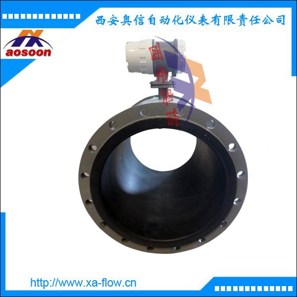 大口径液体流量计的选型与维护 智能电磁流量计