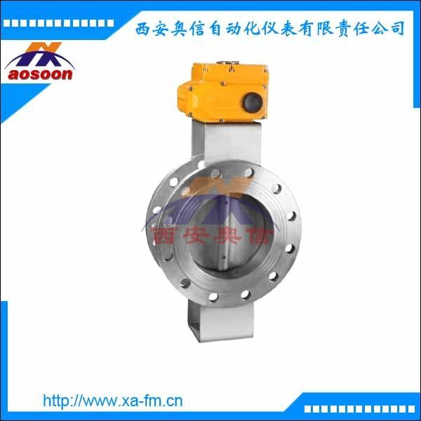 AXULI-20D 直装式电动调节阀开关量和模拟量反馈