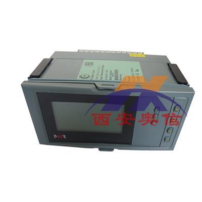 液晶手操器说明书NHR-7500 虹润NHR-7500R手动操作记录仪