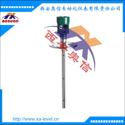 双杆导波雷达物位计 AXLD703 导波雷达液位计法兰安装