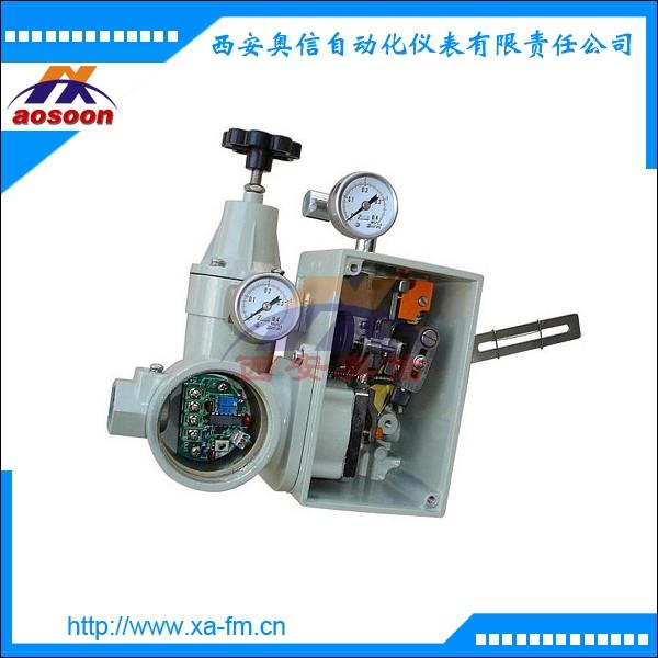 HEP系列阀门定位器 自带气源减压器