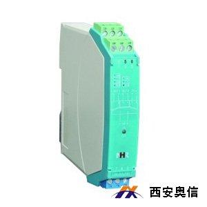 香港虹润变送器输入检测端隔离栅NHR-A33-27/27-0/0