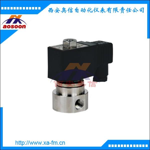 ZS系列微型电磁阀 ZS-1 不锈钢电磁阀
