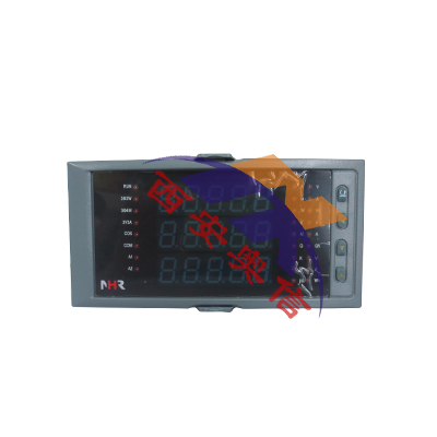 NHR-3500综合电量集中显示仪 虹润NHR-3500电量表